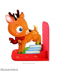 Animal Bookend Forest Theme - Dainty Deer