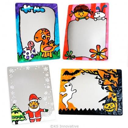 Glass Deco  Suncatcher Colour Pack - 10 x 11ml