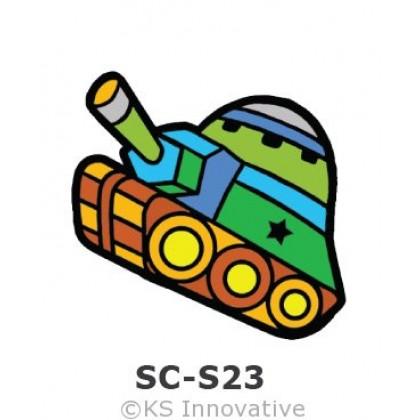 Suncatcher Small Keychain