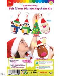 Felt Christmas Plushie Kit