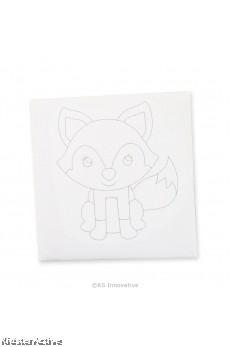 Canvas Art Small - Squirrel