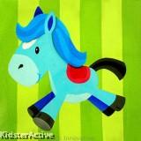Canvas Art - Horse
