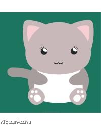 Canvas Art Small - Cat