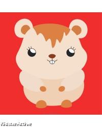 Canvas Art Small - Hamster