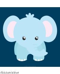 Canvas Art Small - Elephant