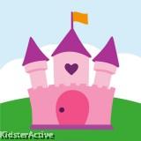Canvas Art Small - Castle