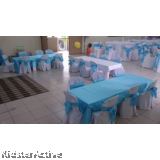 Kids Party Table & Chairs