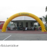 Yellow / Red Arch