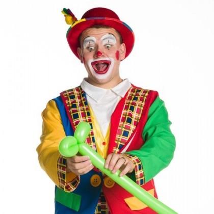 Balloonist Clown