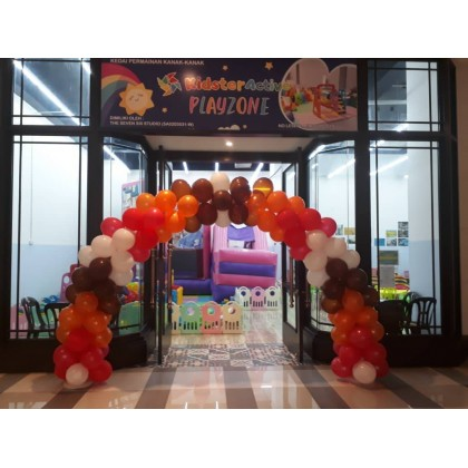 Entrance - Weekend