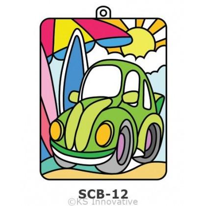 Suncatcher Board - Keychain