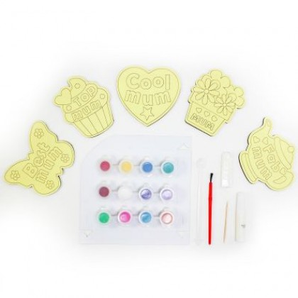 5-in-1 Sand Art Mother's Day Board Kit