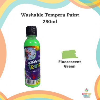 Washable Tempera Paint - 250ml