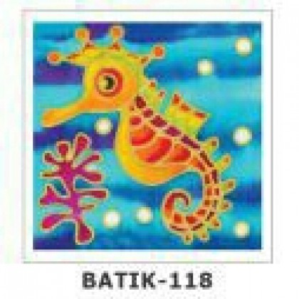 Batik Painting - Loose