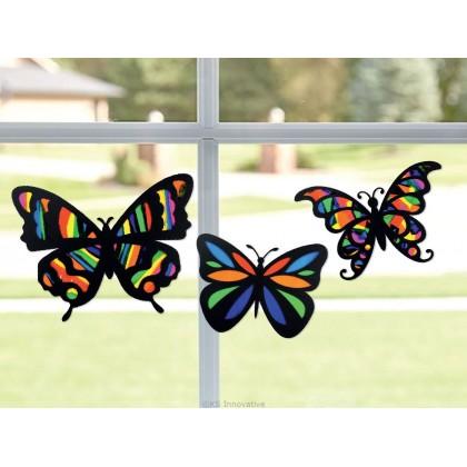 Butterfly Window Deco Kit