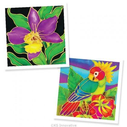 Batik Painting 2-in-1 Set