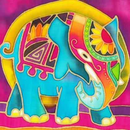 Batik Colour Dye Dropper Bottle - 6 x 5ml