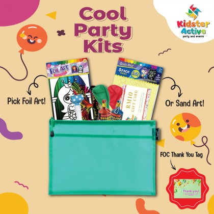 Cool Party Kits - Birthday Party Pack