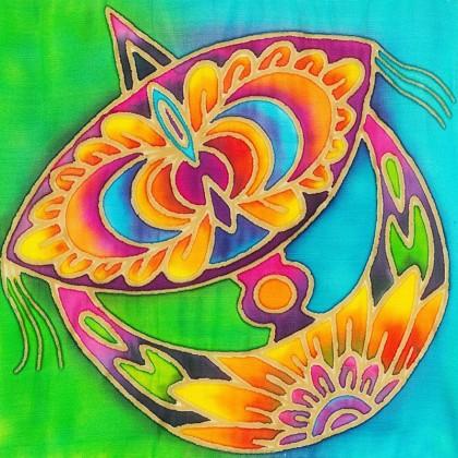 Batik Colour Dye Dropper Bottle - 3 x 5ml