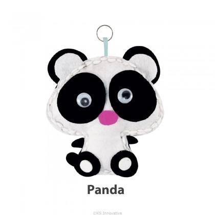 Felt Animal Plushie Kit